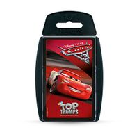 Top Trumps - Disney Cars 3 Quartett
