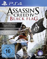 Assassin's Creed IV: Black Flag (Special Edition) [SONY PlayStation 4 / Deutschland]