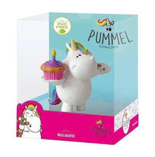 Pummeleinhorn - Geburtstags-Pummel 6 cm