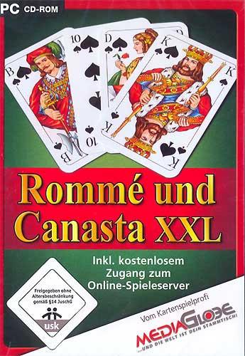 Romme & Canasta XXL PC