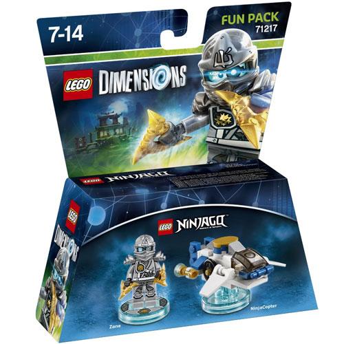LEGO Dimensions Zane Fun Pack (LEGO Ninjago) (71217)