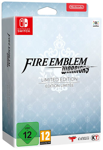 Fire Emblem Warriors Limited Edition SWITCH