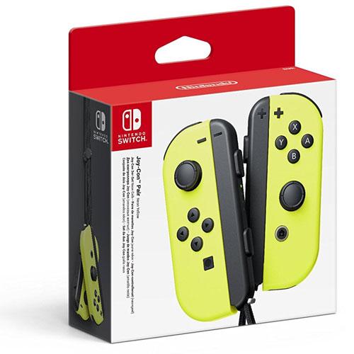Joypad Nintendo Joy-Con 2er-Set neon-gelb