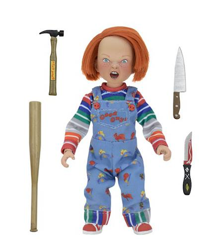 Child's Play - Chucky Clothed 14 cm Fig.