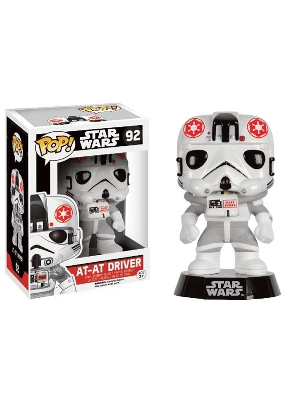 Funko Pop - Star Wars AT-AT Driver