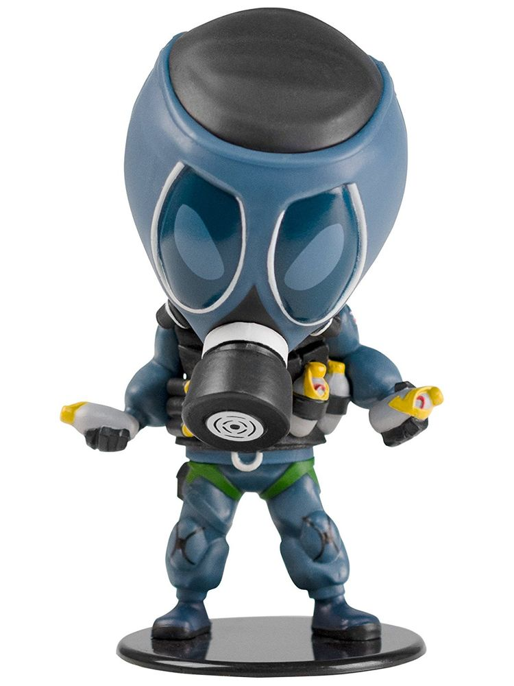 Six Collection - Smoke 10 cm Vinyl Figure
