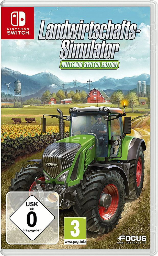 Landwirtschafts-Simulator - Switch-Edition
