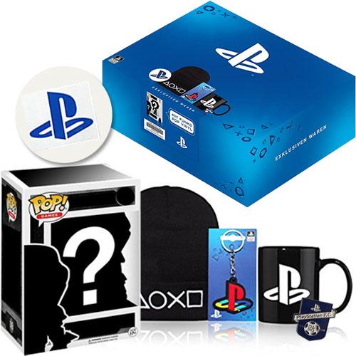 Playstation Fan Box + Funko Pop