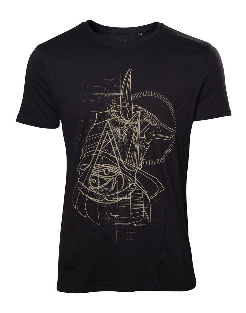 Assasins Creed Origins - Anubis Herren T-Shirt M