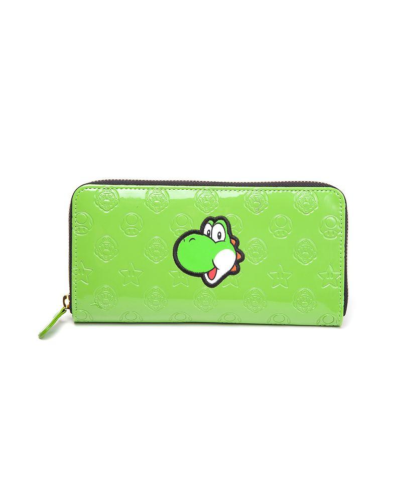 Nintendo - Yoshi Mädchen Geldbörse