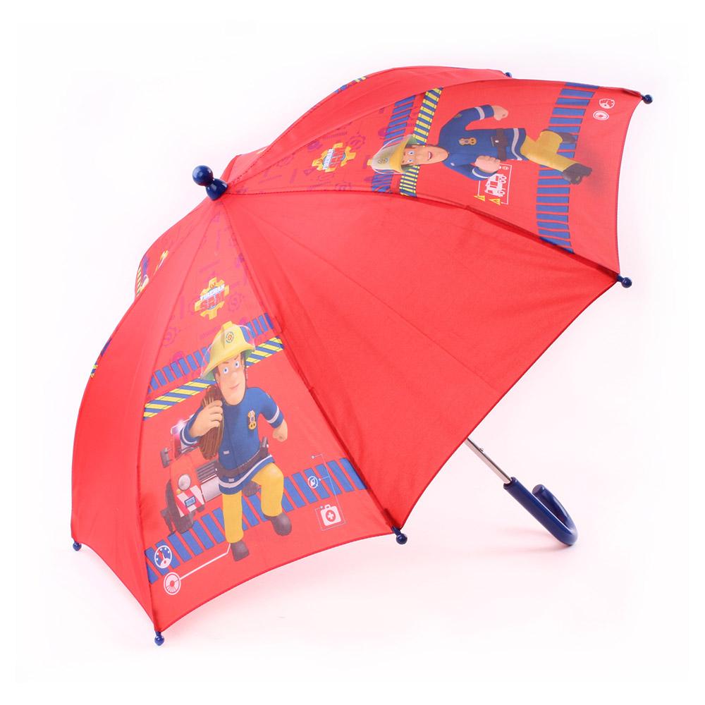 Feuerwehrmann Sam Kinder-Regenschirm [Ø 70cm]