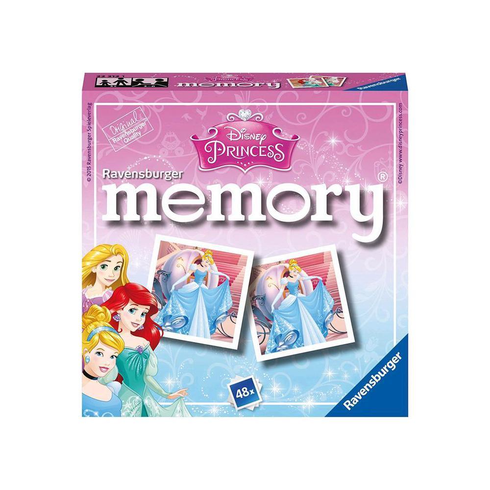 Disney Princess Memory - 48 Teile