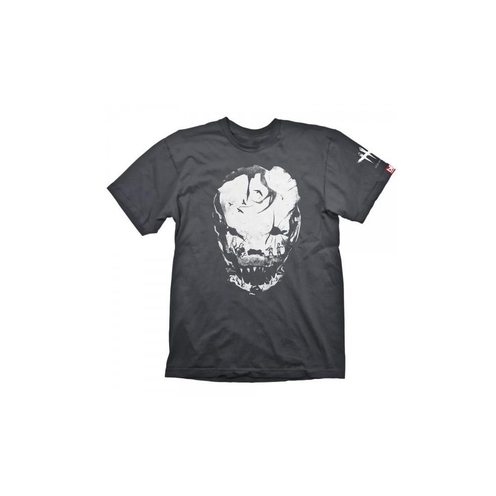 Dead By Daylight T-Shirt Bloodletting Weiß L