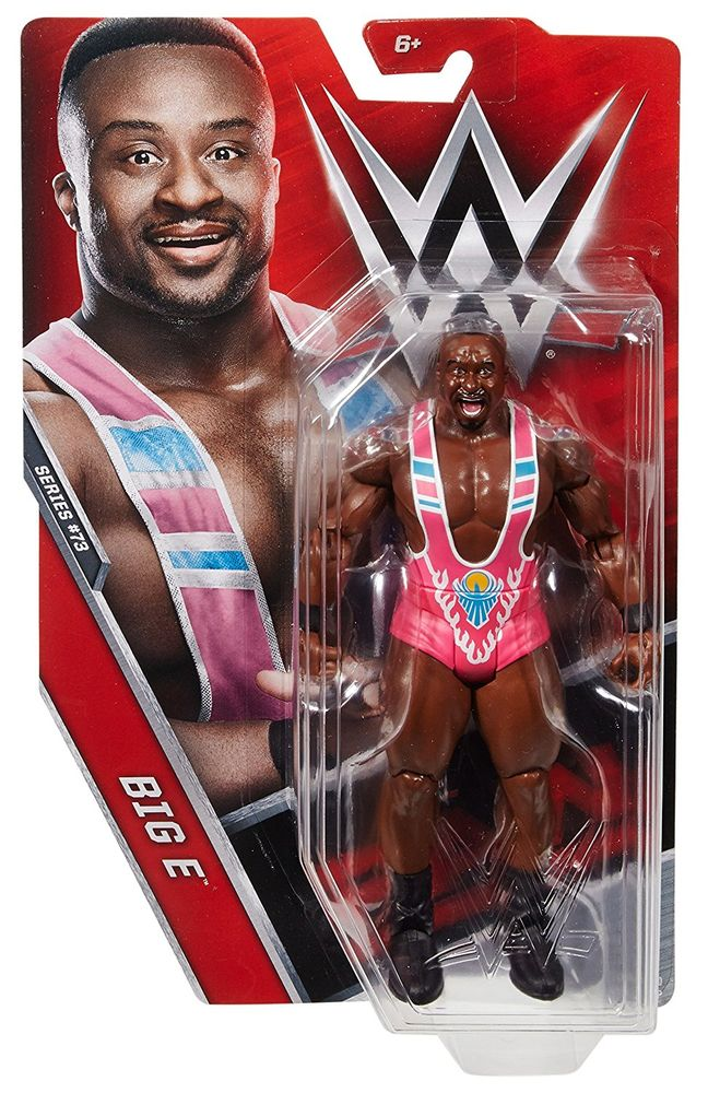 WWE Basis Figure - Big E / Raw