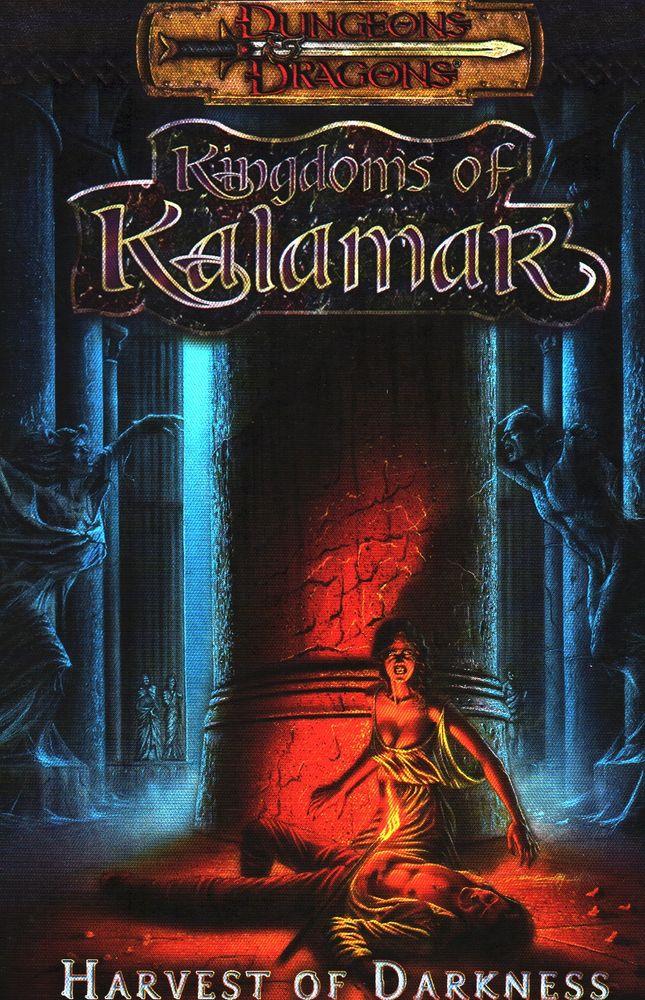 Harvest of Darkness (Dungeons & Dragons: Kingdoms of Kalamar Adventure)