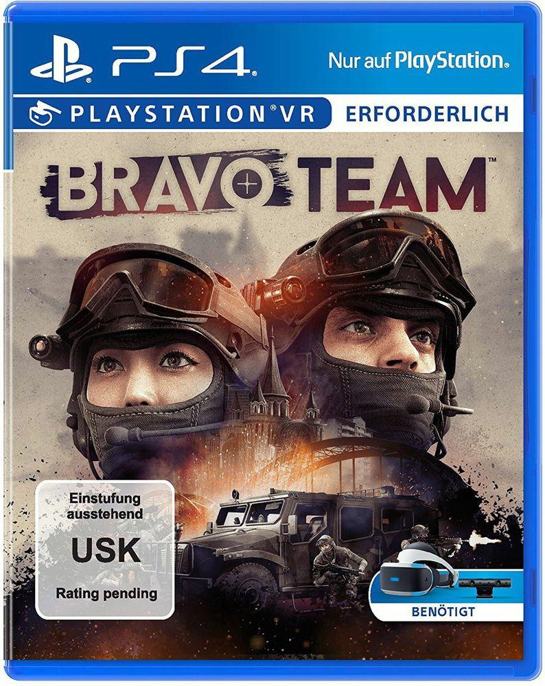 Bravo Team VR