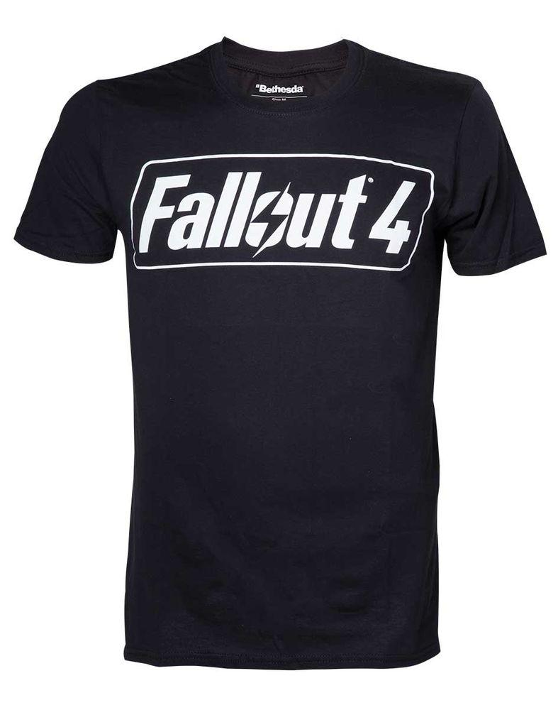 Fallout 4 - Herren T-Shirt Logo L