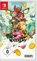 A Wonder Boy: The Dragon's Trap