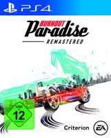 Burnout Paradise PS-4 Remastered