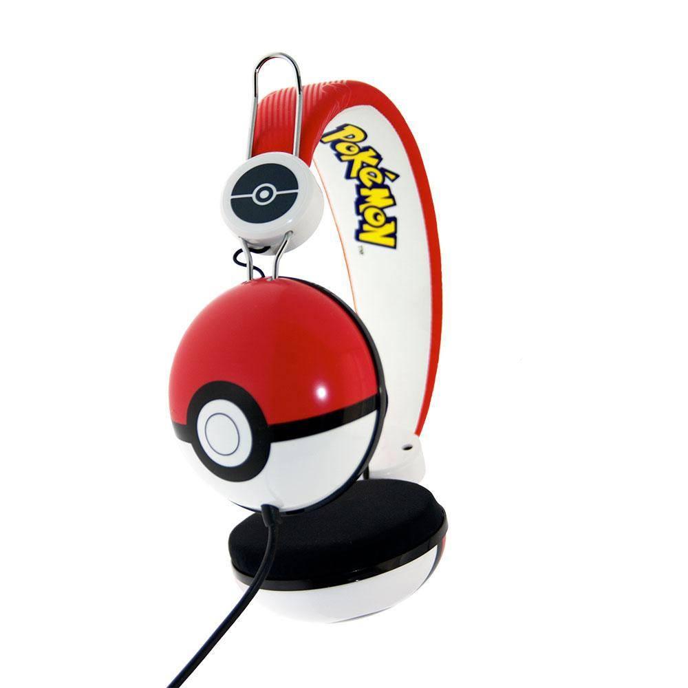 Pokemon Kopfhörer Pokeball