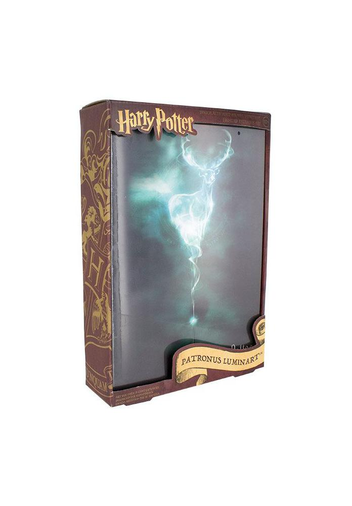 Harry Potter Luminart Lampe Patronus 30 cm