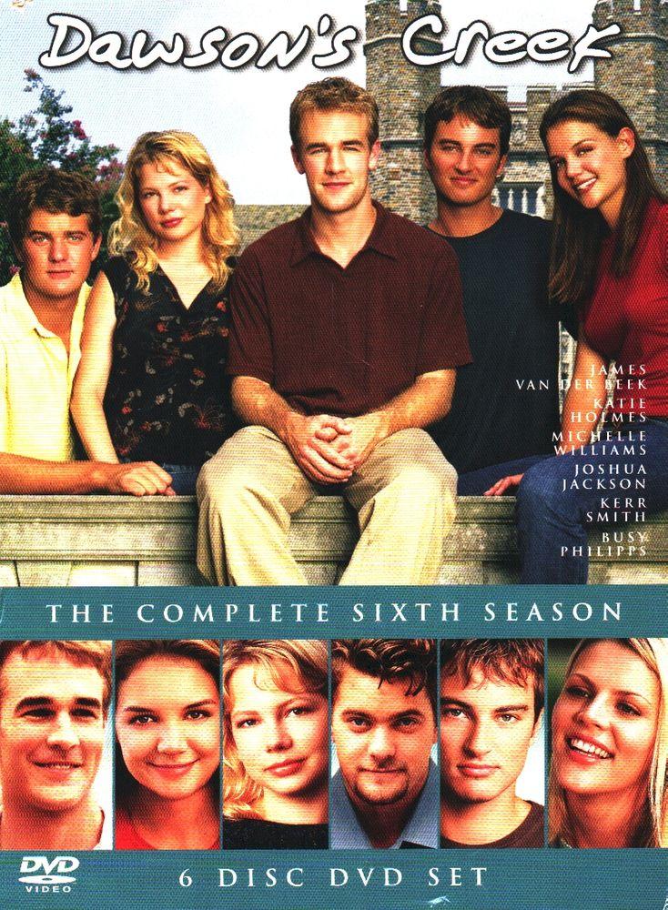 Dawson's Creek - Season 6 [6 DVDs] [UK Import]
