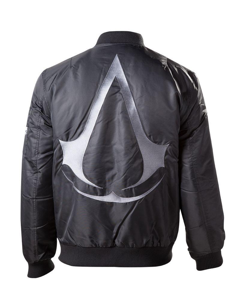 Assassins Creed - Bomberjacke schwarz L – Bild 2