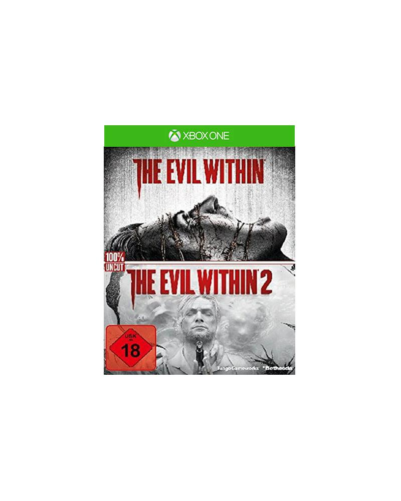 Evil Within Doublepack XB-ONE