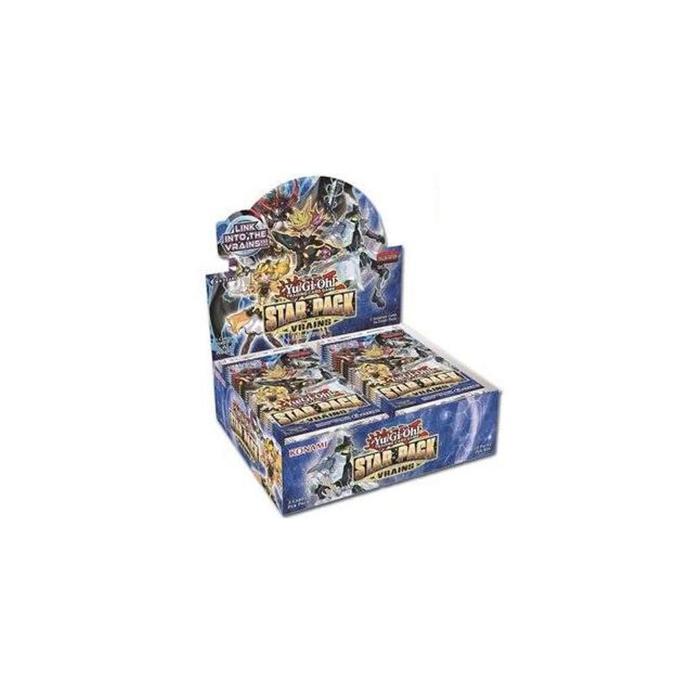 Yu-Gi-Oh! Star Pack Vrains Display mit 50 Boostern