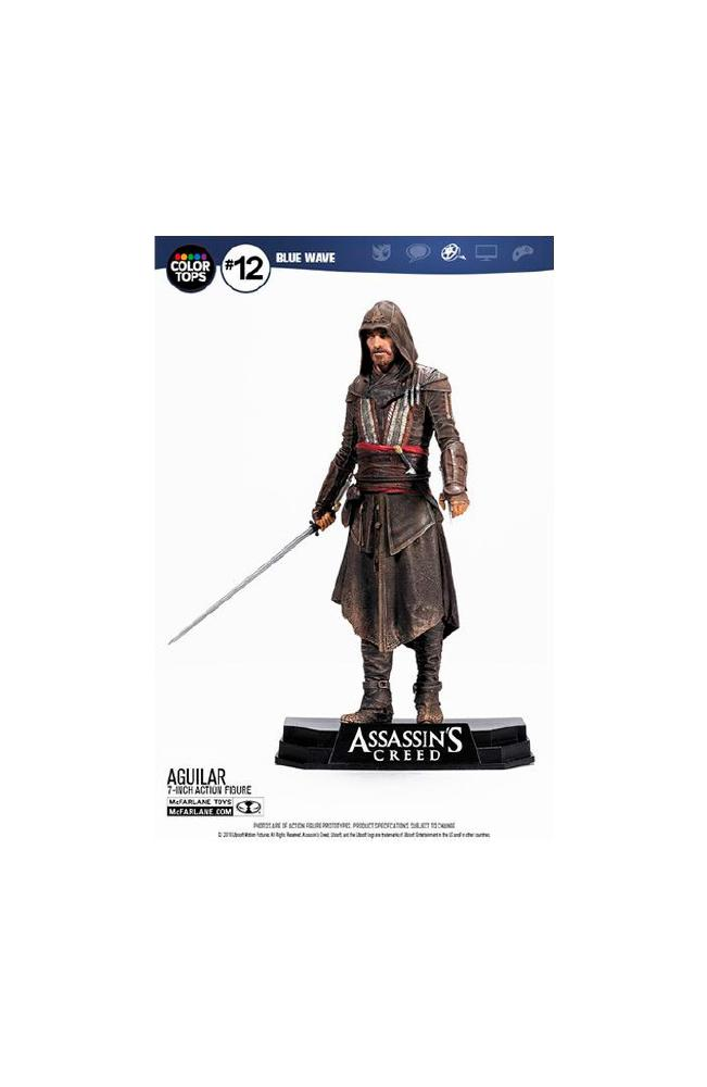 Assassin's Creed Movie - Aguilar 17cm Color Tops