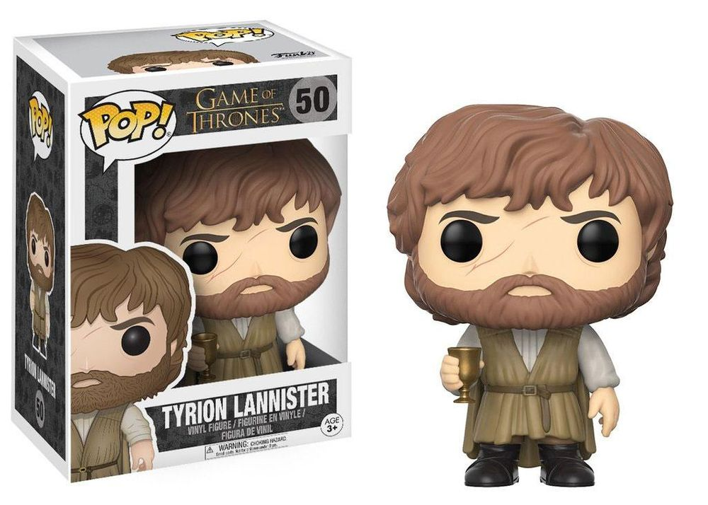 Funko Pop - Game Of Thrones - Tyrion Lannister 9cm