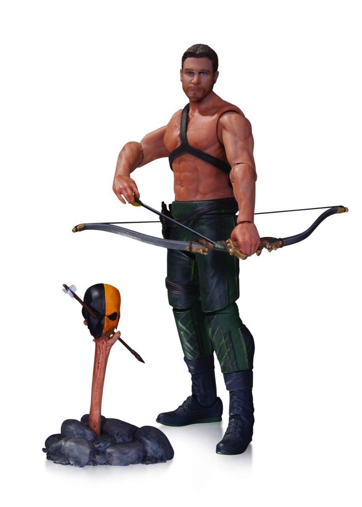 Arrow - Oliver Queen & Totem 17 cm Figure