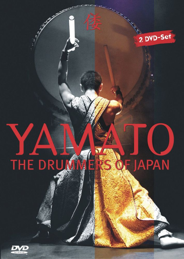 Yamato - The Drummers of Japan (2 DVDs)
