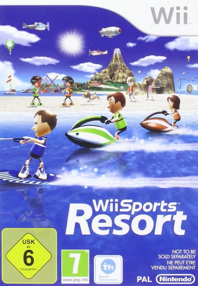 Wii Sports Resort (inkl. Wii MotionPlus) [Nintendo Wii / Deutschland]
