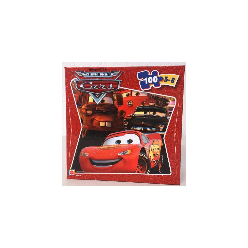 Disney - Cars Puzzle 100 Teile
