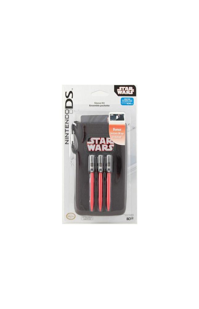 Nintendo DS Lite - Star Wars Sleeve Kit für DS Lite - farblich sortiert