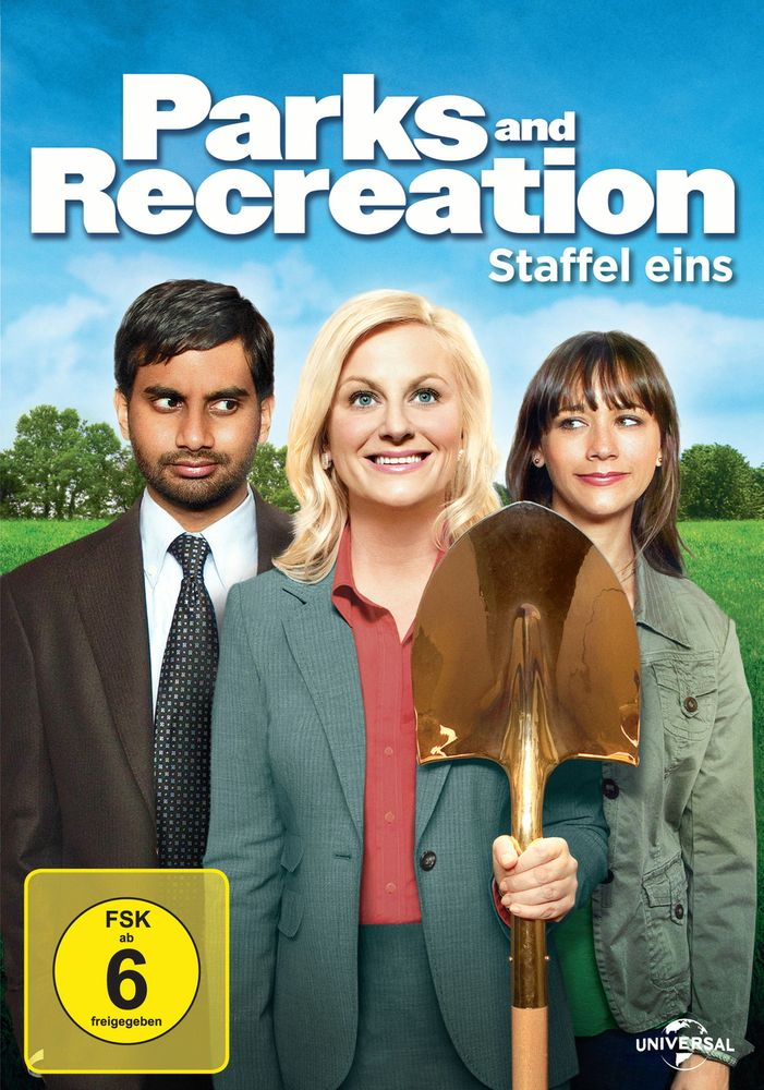 Parks and Recreation - Staffel 1 (2 Discs)