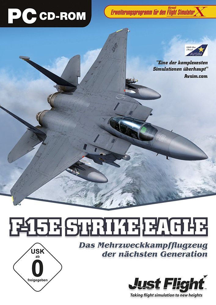 F-15E Strike Eagle (FSX)