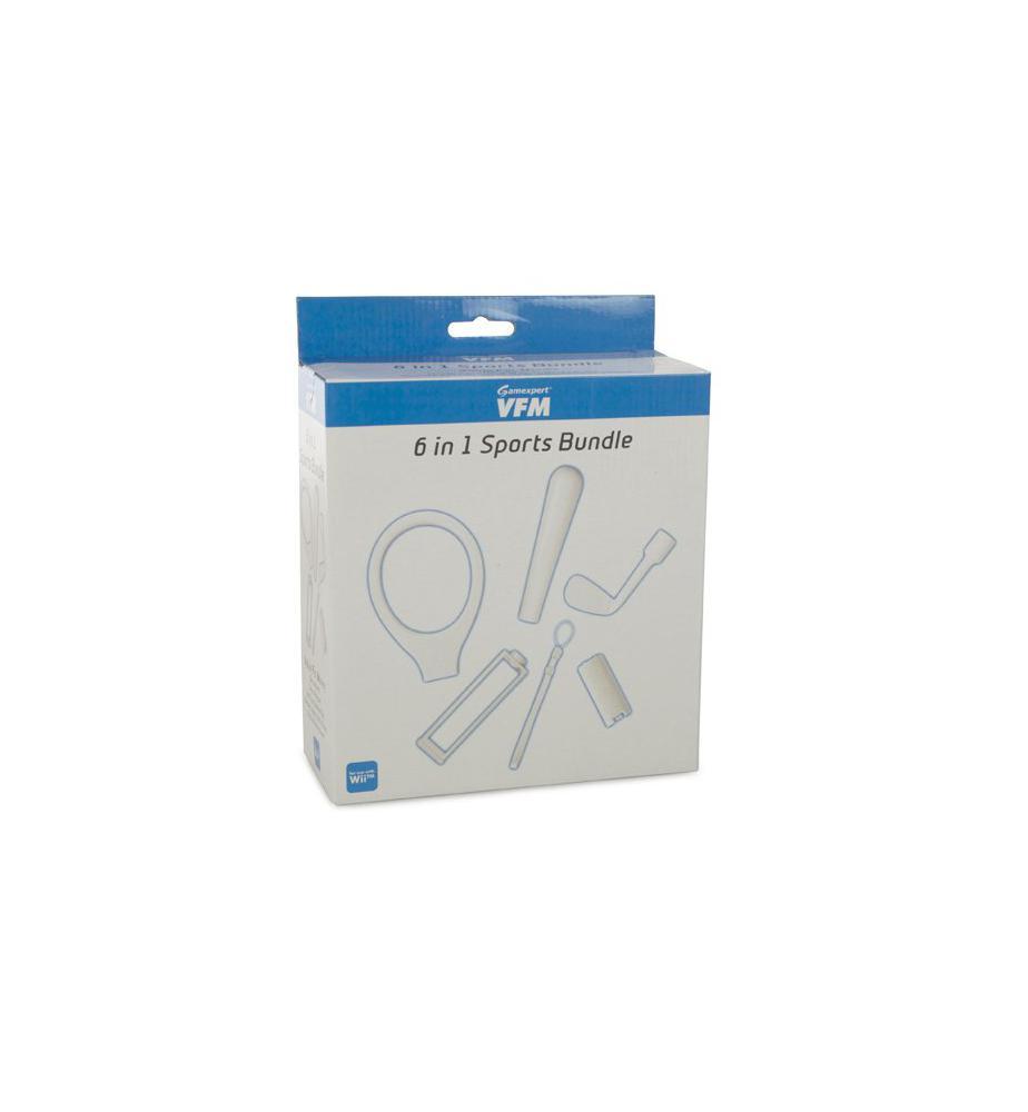 Wii - VFM 6-in-1 Sports Bundle