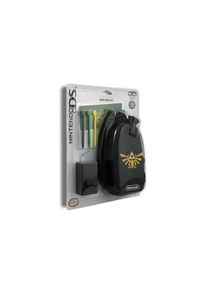 Nintendo DS Lite - Zelda Mini Pack Kit