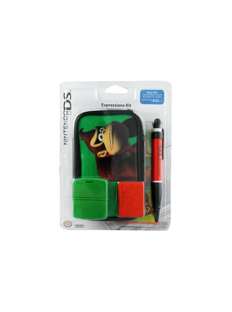 Nintendo DS Lite - Kreativitäts-Kit-  farblich sortiert