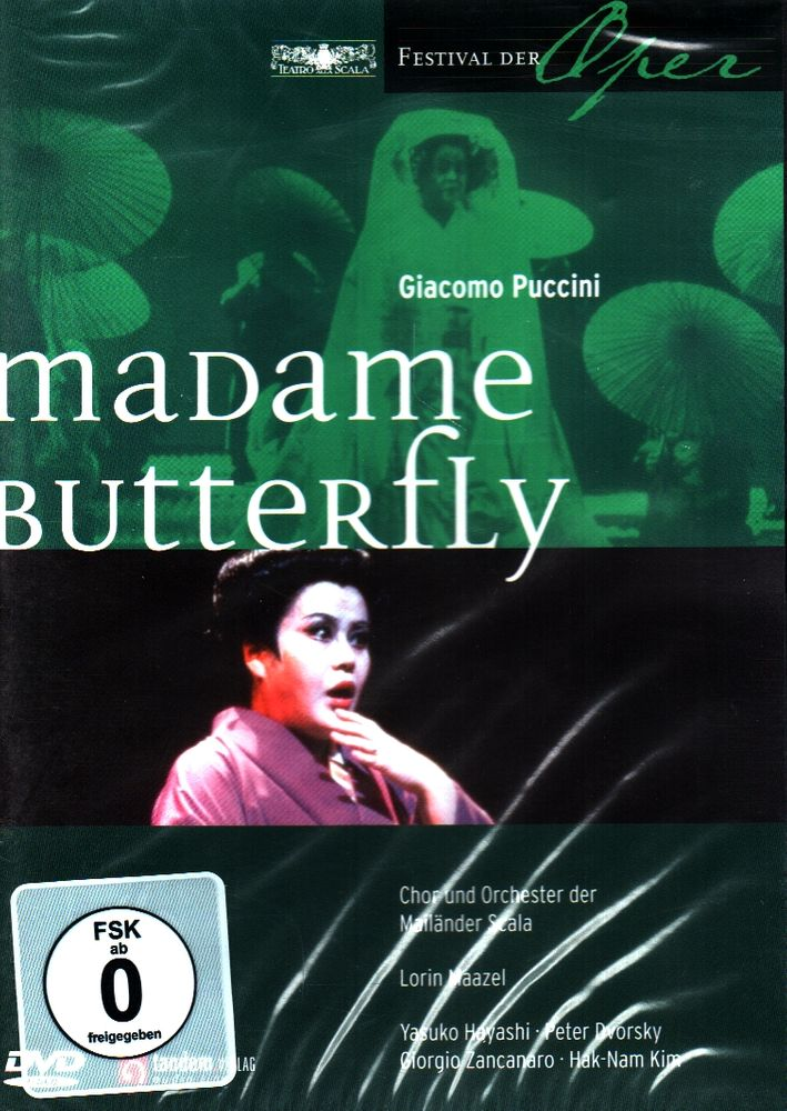 Puccini: Madame Butterfly (Festival der Oper)