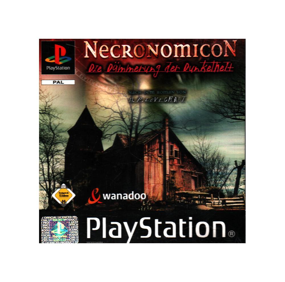 Necronomicon: Die Dämmerung der Dunkelheit