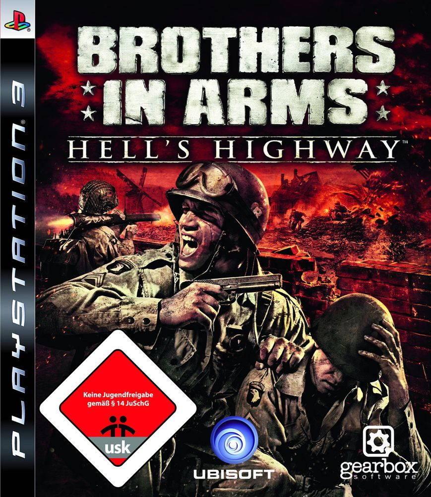 Brothers In Arms: Hell's Highway (dt.)