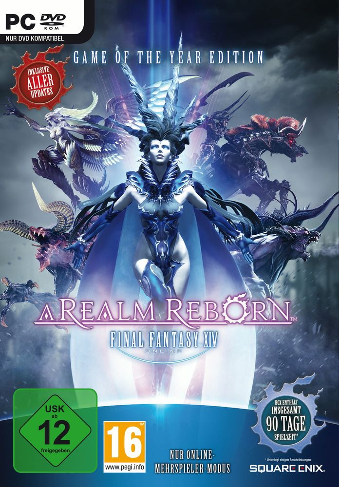 Final Fantasy XIV Online: A Realm Reborn - Game Of The Year Edition