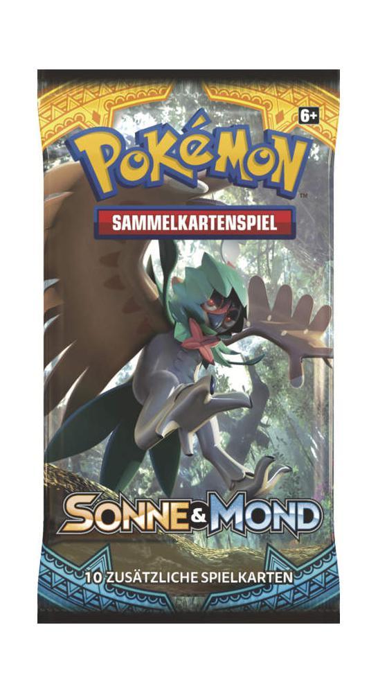 Pokémon - Sonne & Mond 01 - 1 Booster