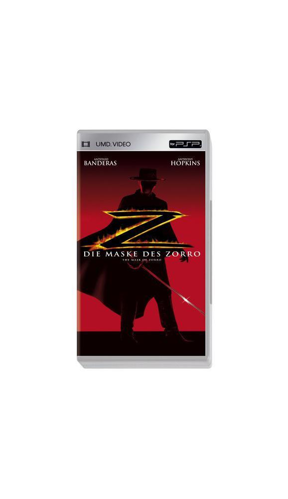 Die Maske des Zorro [UMD Universal Media Disc]