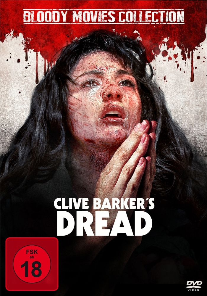 Clive Barker's Dread (Bloody Movies Collection)