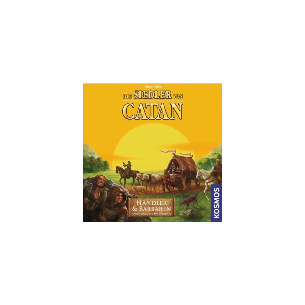 Siedler von Catan: Händler & Barbaren Erweiterung 2-4 Sp (gebraucht)