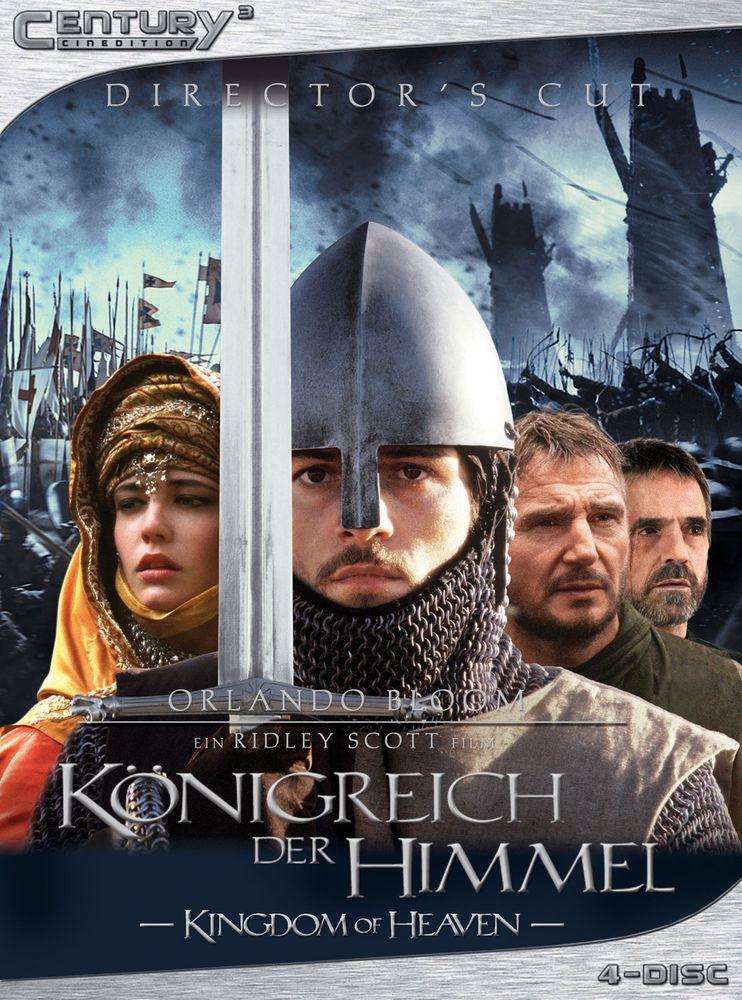 Königreich der Himmel (Director's Cut, 4 DVDs)